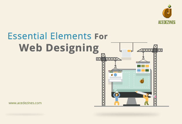 Necessary Elements To Consider While Designing A Great Website