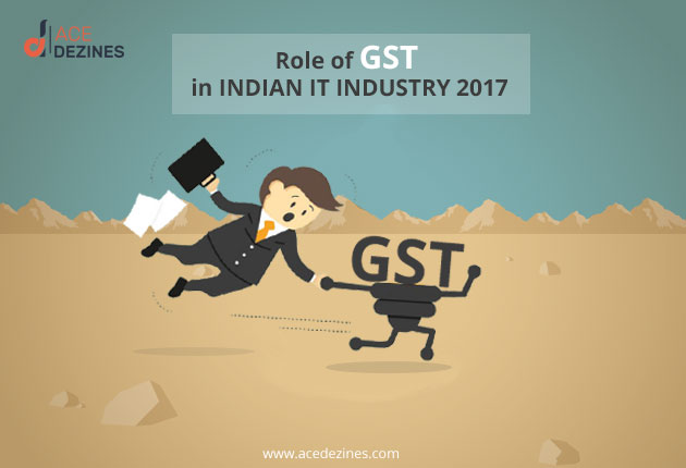 Role-of-GST-in-Indian-IT-Industry-2017