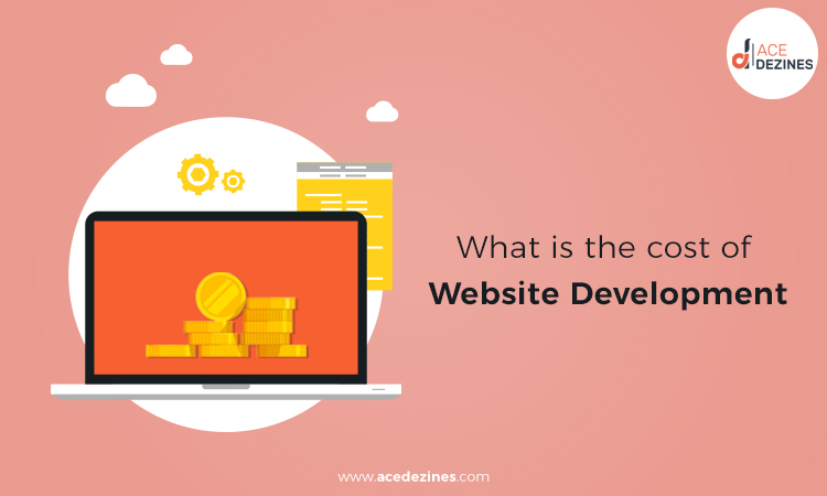 What is the cost of website development