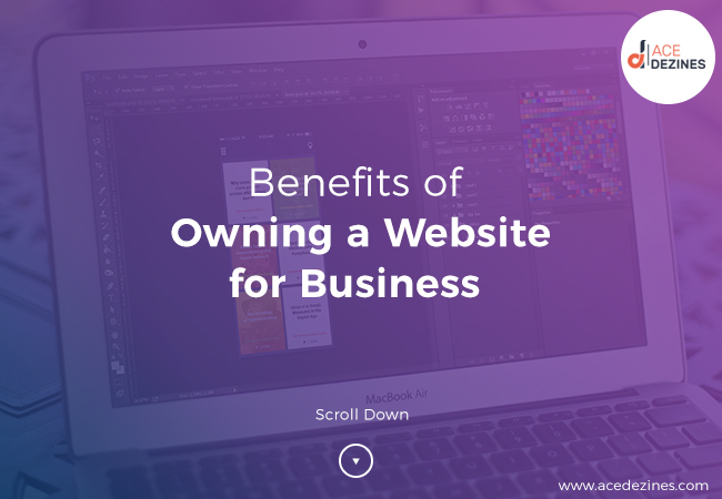 Benefits of Owning a Website for Business